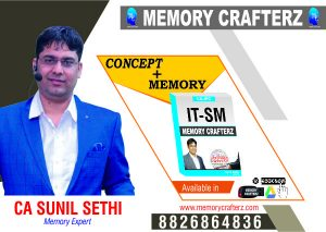 CA IPC ITSM Pendrive Course & Online Classes