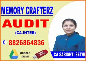 CA Inter Auditing Assurance Pendrive Course & Online Classes