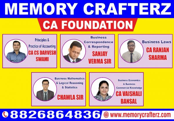 CA Foundation Pendrive Course & Online Classes