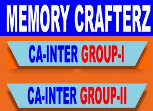 CA Inter Pendrive Course & Online Classes